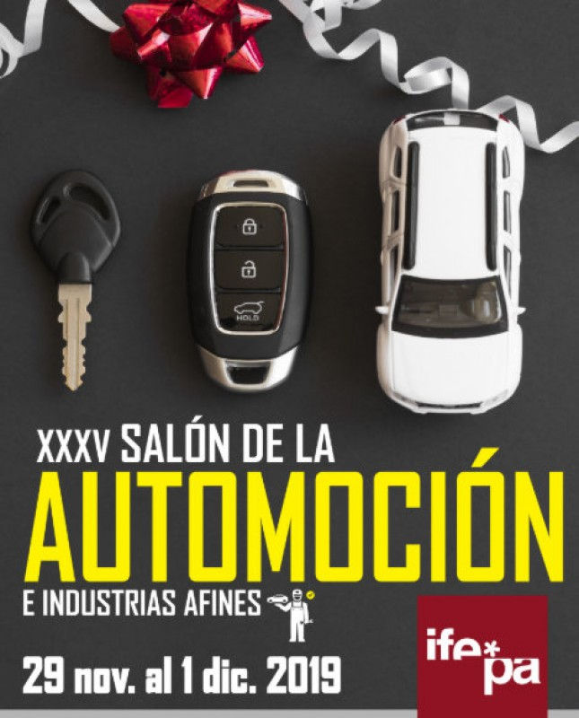 <span style='color:#780948'>ARCHIVED</span> - 29th November to 1st December, annual motor show at the Ifepa centre in Torre Pacheco