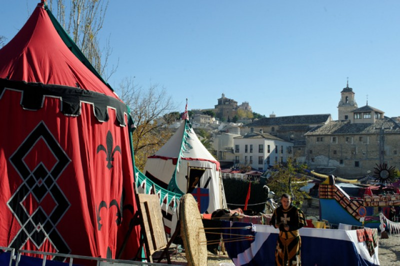 6th, 7th and 8th December Mediaeval market in Caravaca de la Cruz
