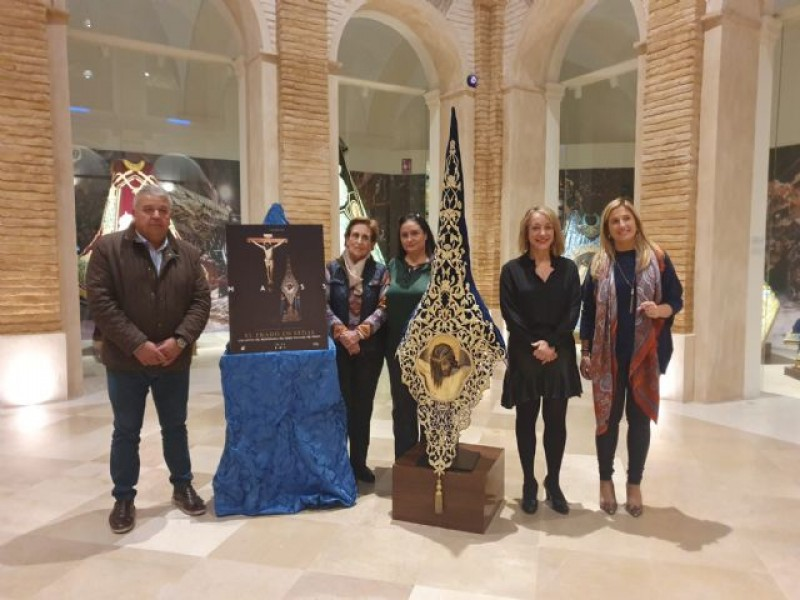 <span style='color:#780948'>ARCHIVED</span> - 15th to 24th November, El Prado en Sedas embroidery exhibition at the Paso Azul museum in Lorca