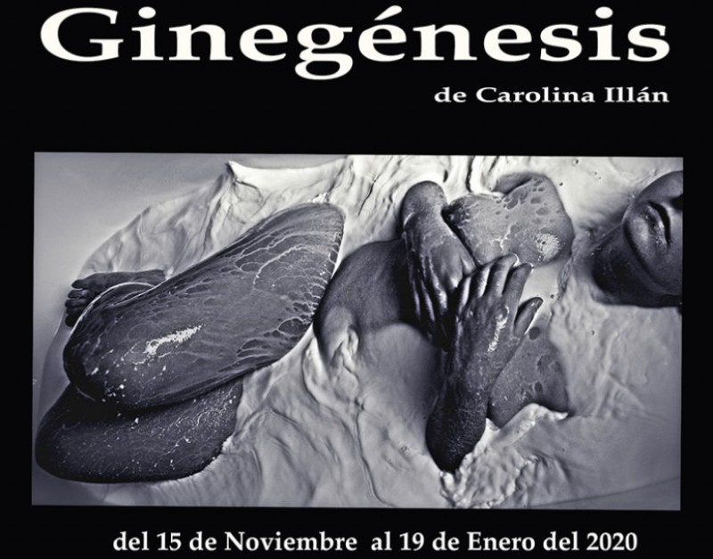 15th November to 19th January, Ginegénesis photography exhibition in Cartagena