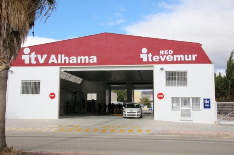 <span style='color:#780948'>ARCHIVED</span> - ITV roadworthiness testing centre opens in Alhama de Murcia