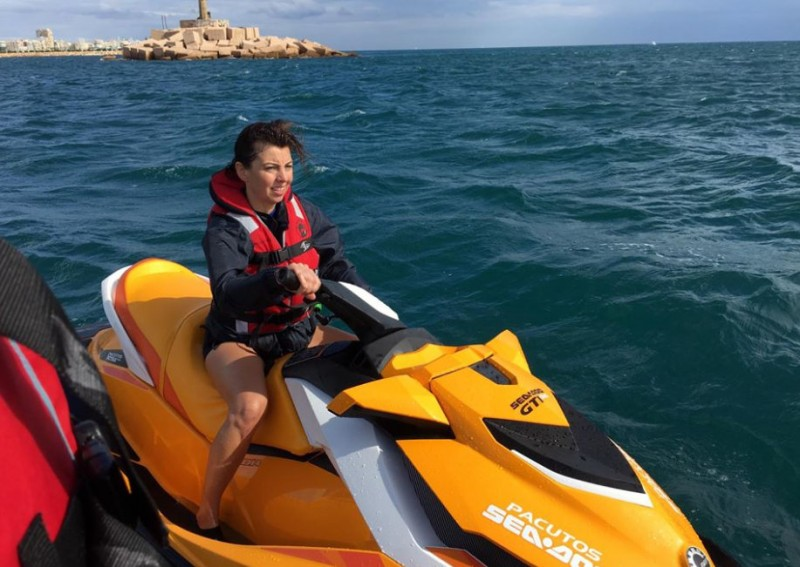 Britannia Powerboat and Jet Ski Training Torrevieja Alicante