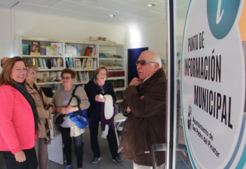 New San Pedro del Pinatar Town Hall office opens in Lo Pagán