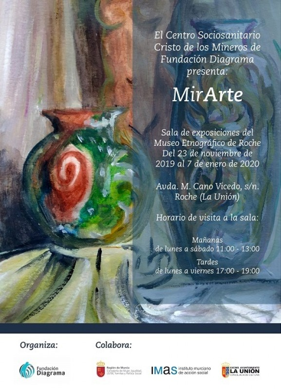 MirArte Roche, La Unión until 7th January 2020