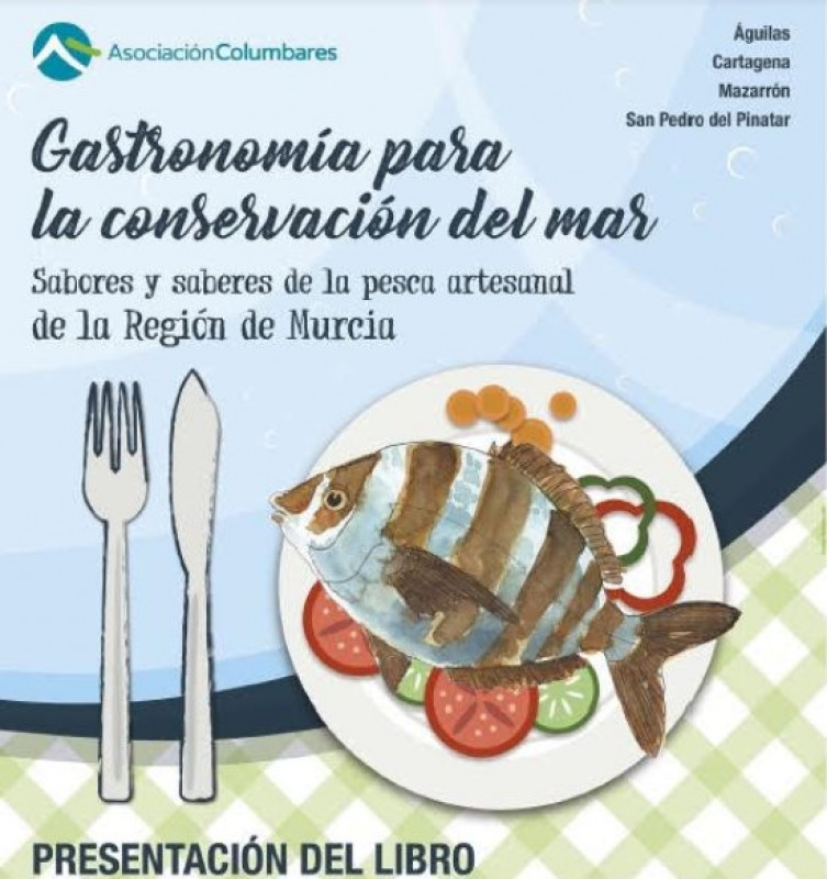 <span style='color:#780948'>ARCHIVED</span> - 21st November, presentation in Águilas of recipe book to counter over-fishing