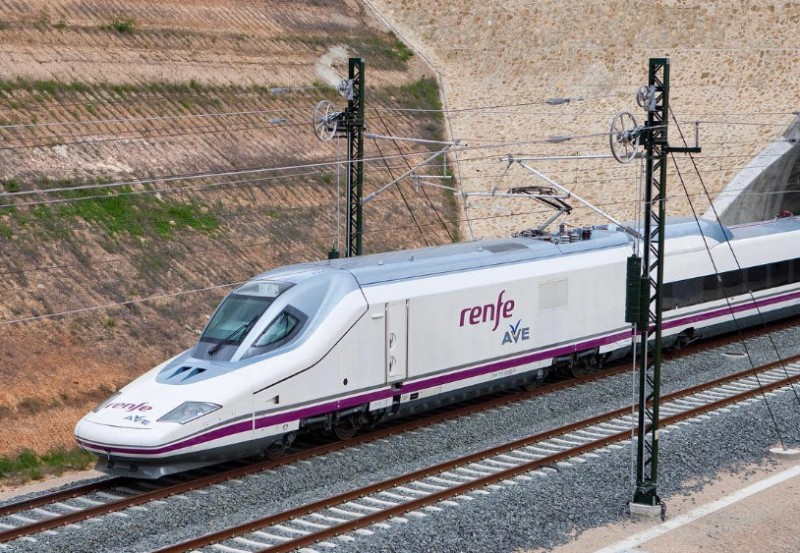 <span style='color:#780948'>ARCHIVED</span> - AVE high-speed rail network to reach Orihuela by the spring