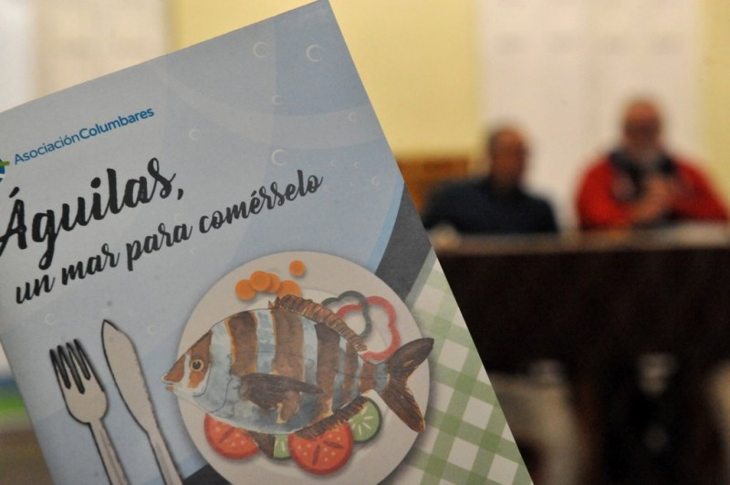 <span style='color:#780948'>ARCHIVED</span> - Sabores y Sabores; free recipes for sustainable fish consumption here in the Murcia Region