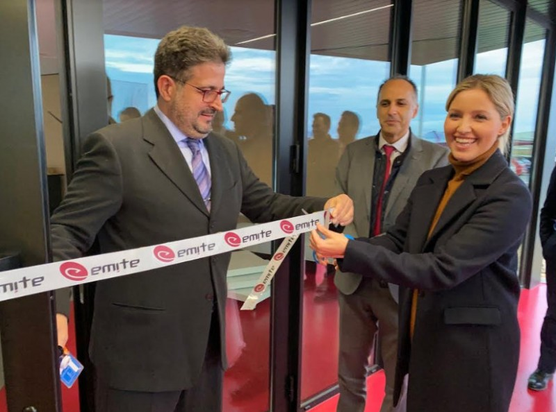 <span style='color:#780948'>ARCHIVED</span> - 5G telecommunications company EMITE opens new HQ in Fuente Álamo