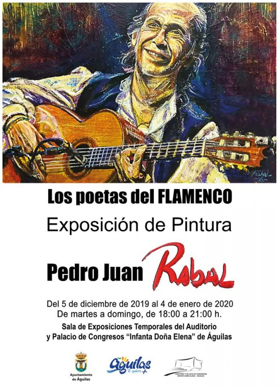 Exhibition Águilas: Los poetas del Flamenco