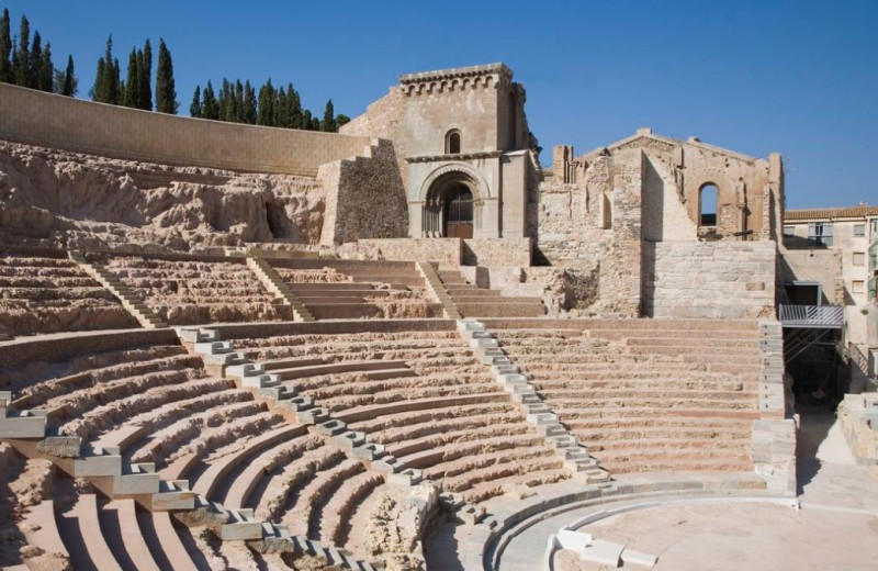 <span style='color:#780948'>ARCHIVED</span> - 6th to 9th December, holiday weekend activities at the Roman Theatre Museum in Cartagena