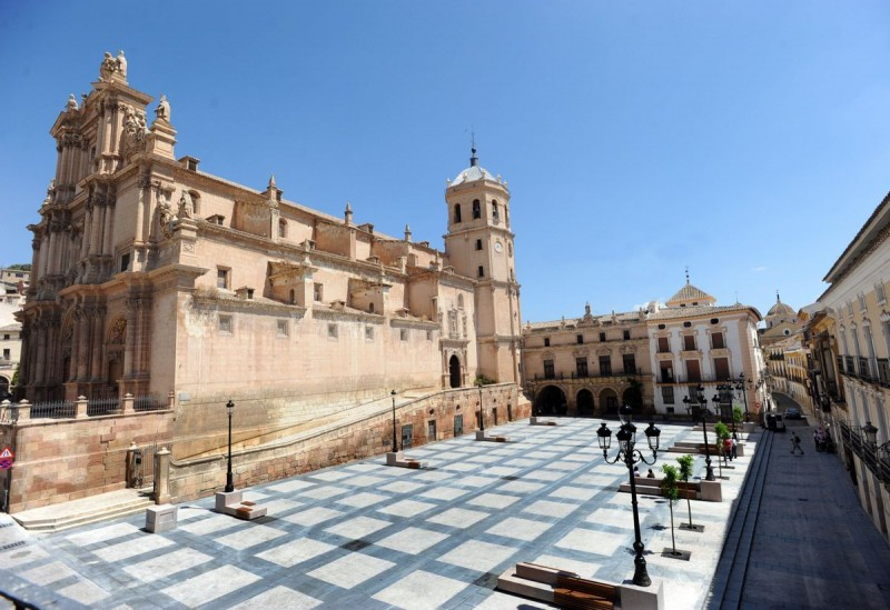 <span style='color:#780948'>ARCHIVED</span> - Friday 6th December guided tour of San Patricio and the three plazas (Spanish language)
