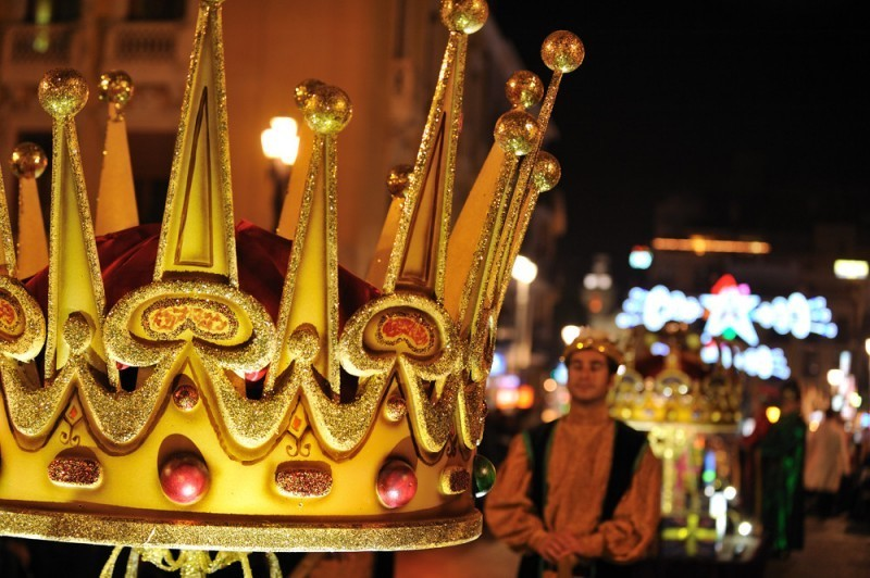 <span style='color:#780948'>ARCHIVED</span> - 5th January 2020 Three Kings parade in Murcia City