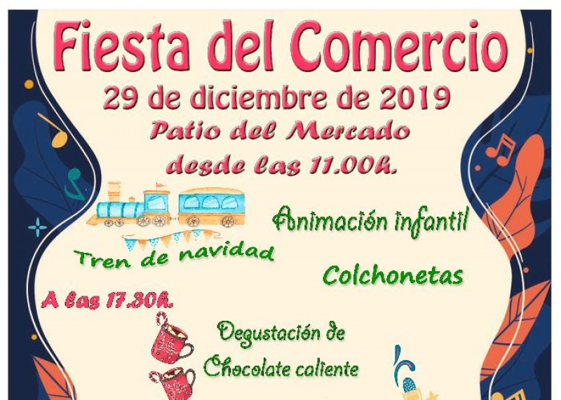 Sunday 29th December shopping fair and family entertainment in Jumilla