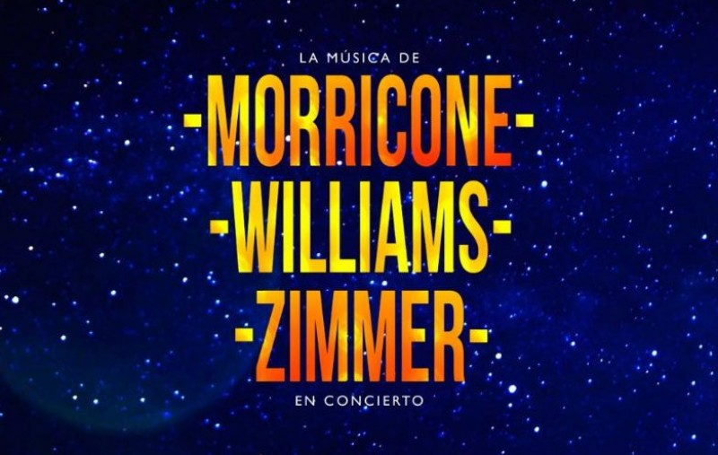 <span style='color:#780948'>ARCHIVED</span> - 29th February, music by John Williams, Ennio Morricone and Hans Zimmer at the Auditorio Víctor Villegas in Murcia