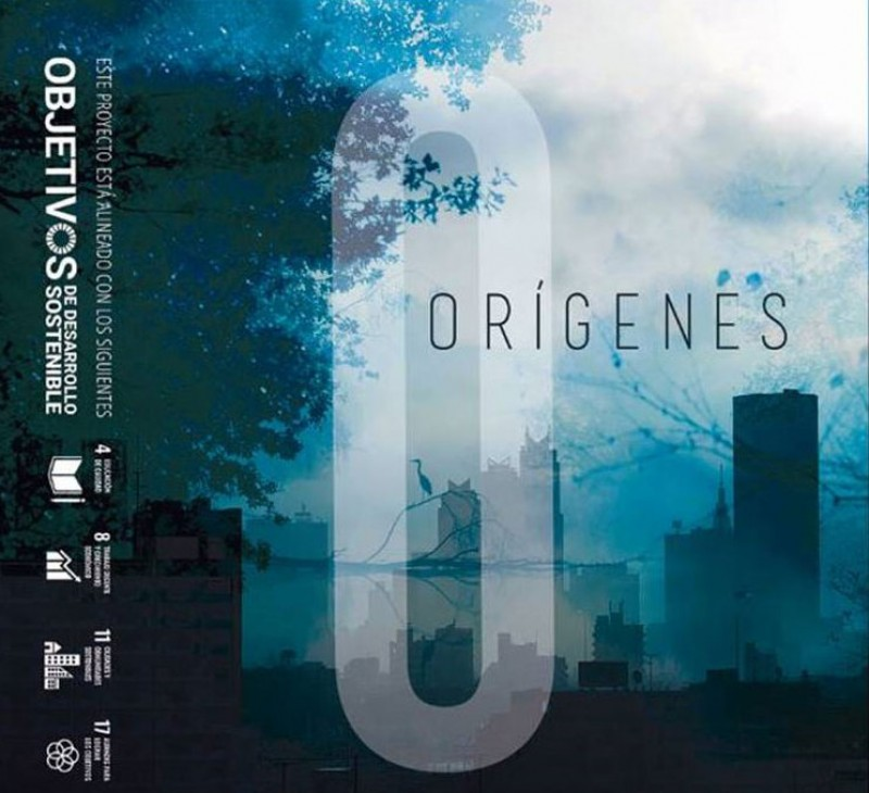 18th December to 29th February, Orígenes art exhibition at the Palacio Almudí in Murcia