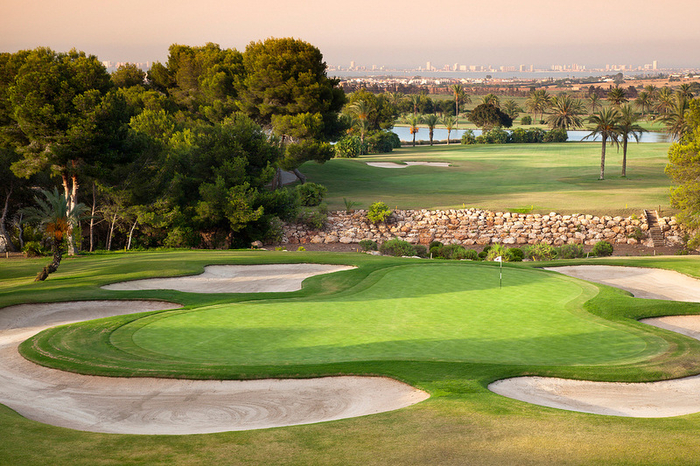 <span style='color:#780948'>ARCHIVED</span> - Four nights stay, 4 rounds of golf at La Manga Club from just 230€ this Autumn