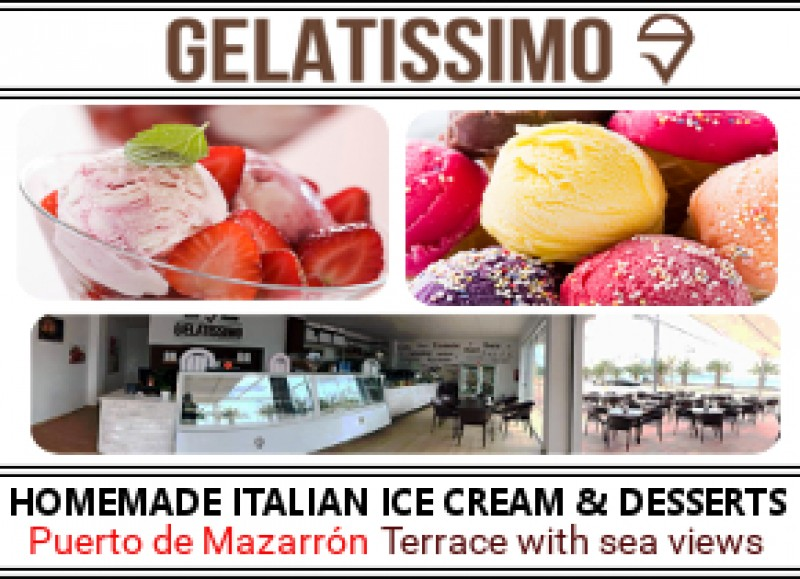 Gelatissimo Authentic Italian Ice Cream