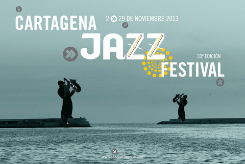 <span style='color:#780948'>ARCHIVED</span> - 2nd to 29th November, Cartagena Jazz Festival