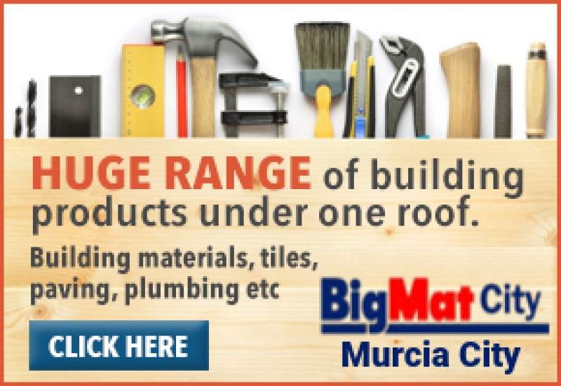 BigMat City Murcia building supplies and hardware store