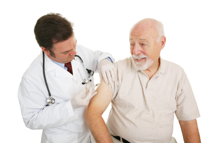 <span style='color:#780948'>ARCHIVED</span> - Flu jab campaign starts in Murcia