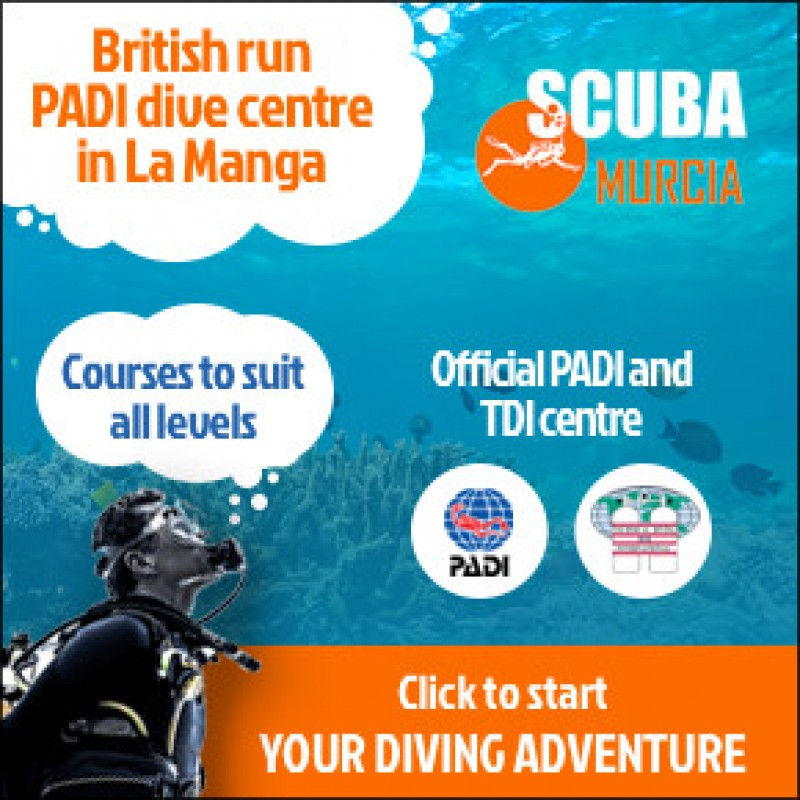 Scuba Murcia Diving Centre La Manga