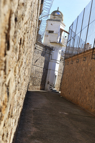 <span style='color:#780948'>ARCHIVED</span> - Former prison of San Anton in Cartagena for sale at 422,570 euros