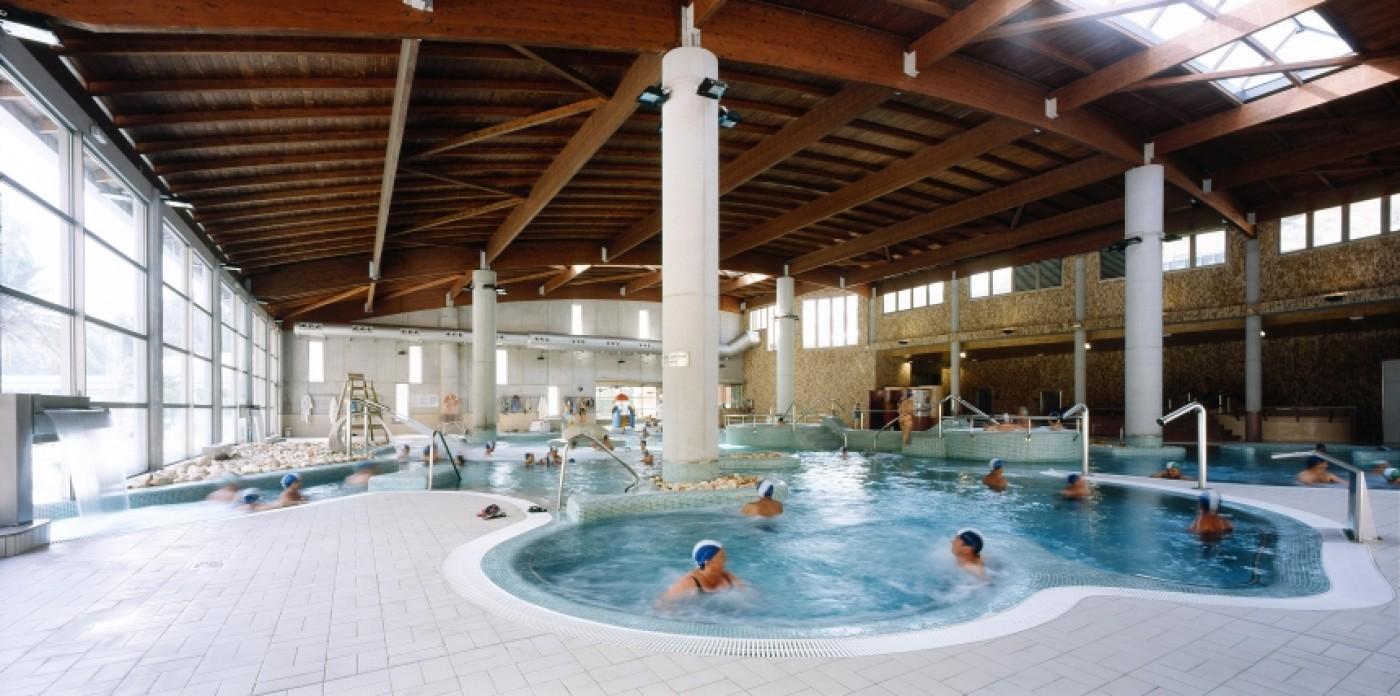 Balneario de Archena, thermal spa and hotel complex