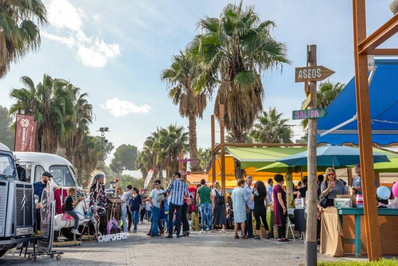 Rin Ran Market in El Palmar, Murcia