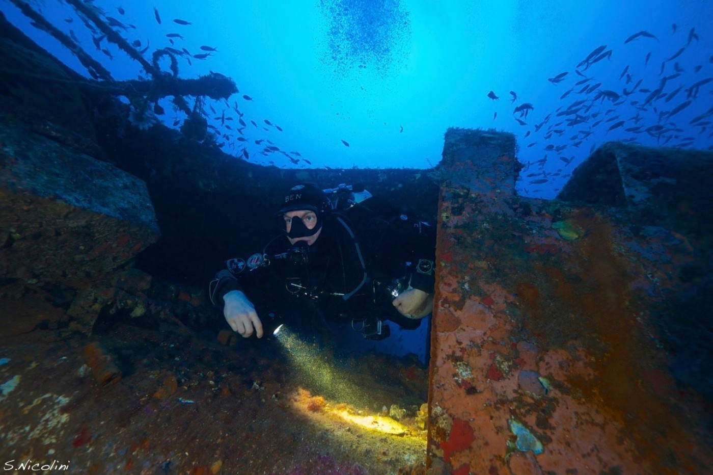 Rivemar Dive Centres in La Azohía and Cabo de Palos