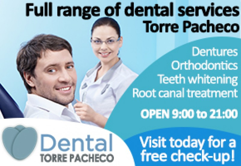 Dental clinic in Torre Pacheco