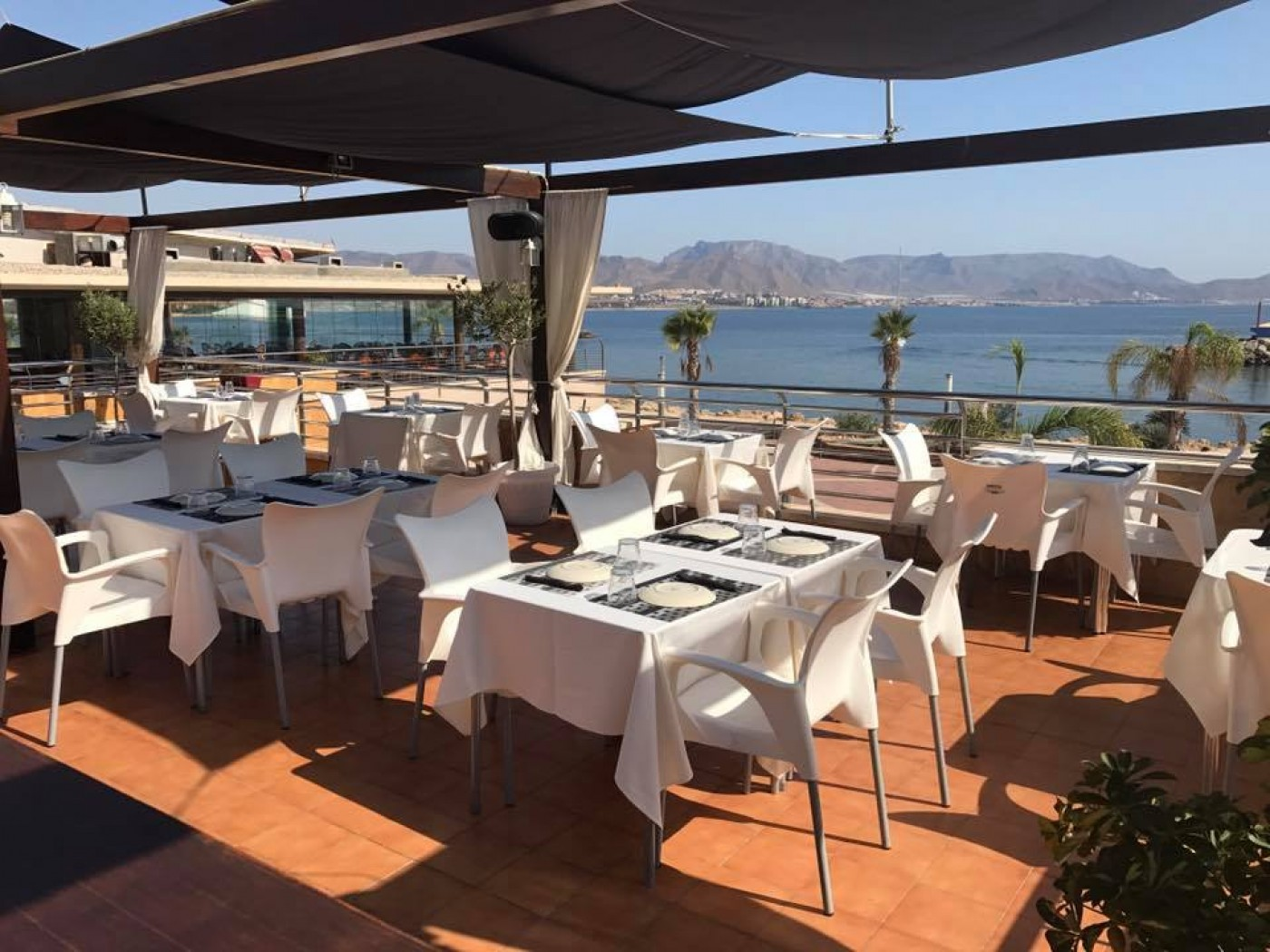 Mamma Mia, homemade authentic Italian cuisine in the marina of Puerto de Mazarrón