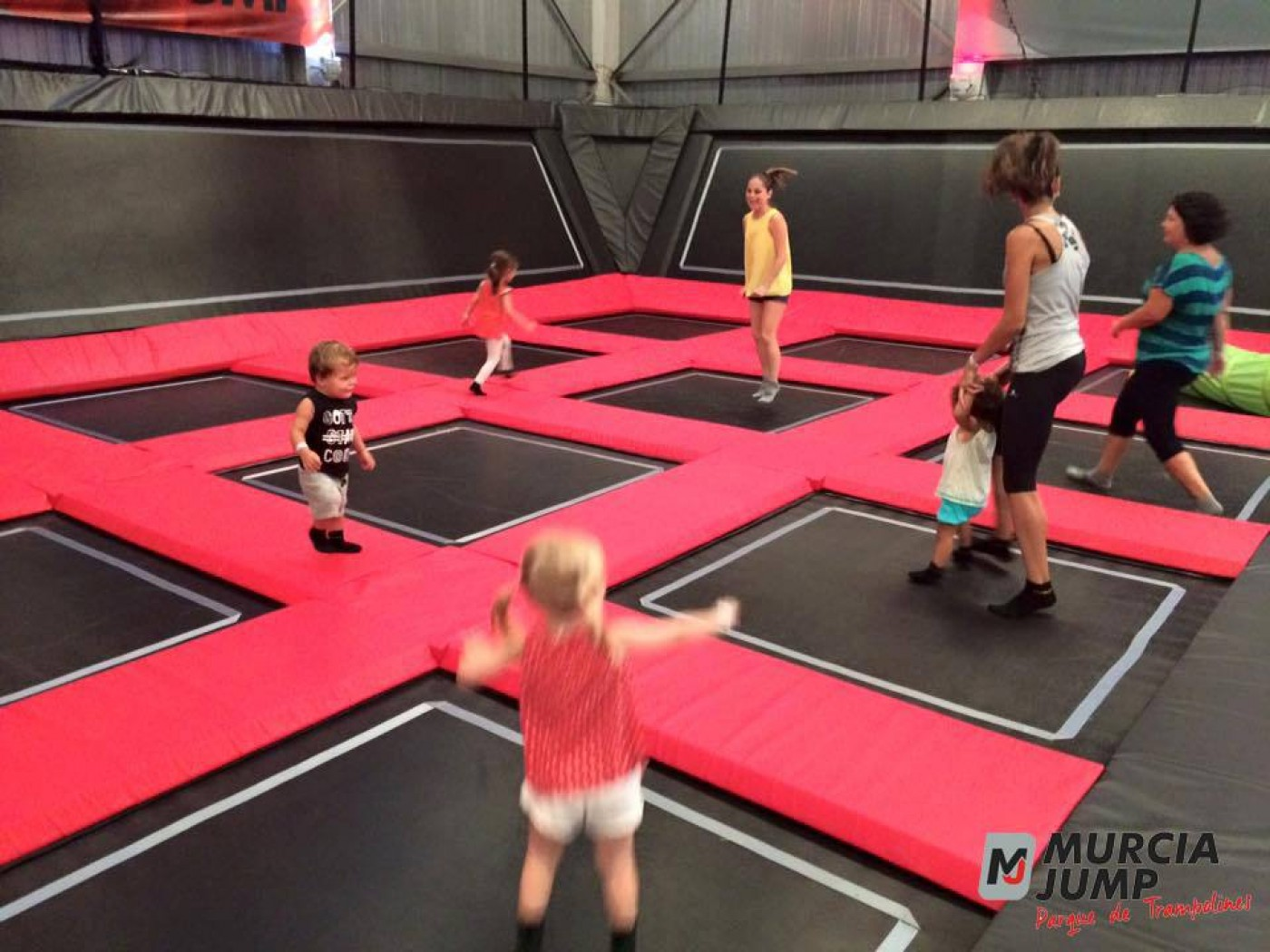 Murcia Jump, trampolining fun for all the family in the outskirts of Murcia