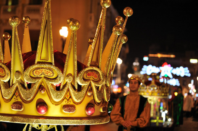 Three Kings parades on 5th January