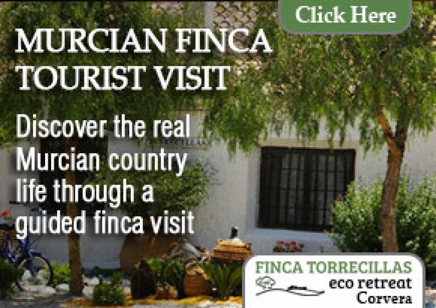Finca Torrecillas Eco-activities, birdwatching, walking, Corvera