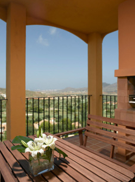 Residential property on the La Manga Club