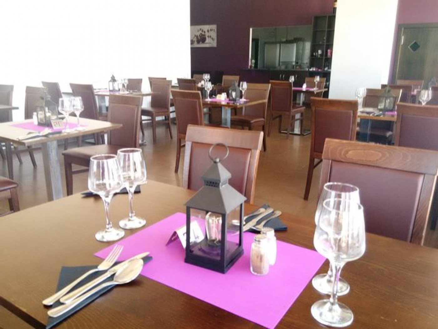 The Fusion Bar and Rsetaurant Mar Menor Golf Resort