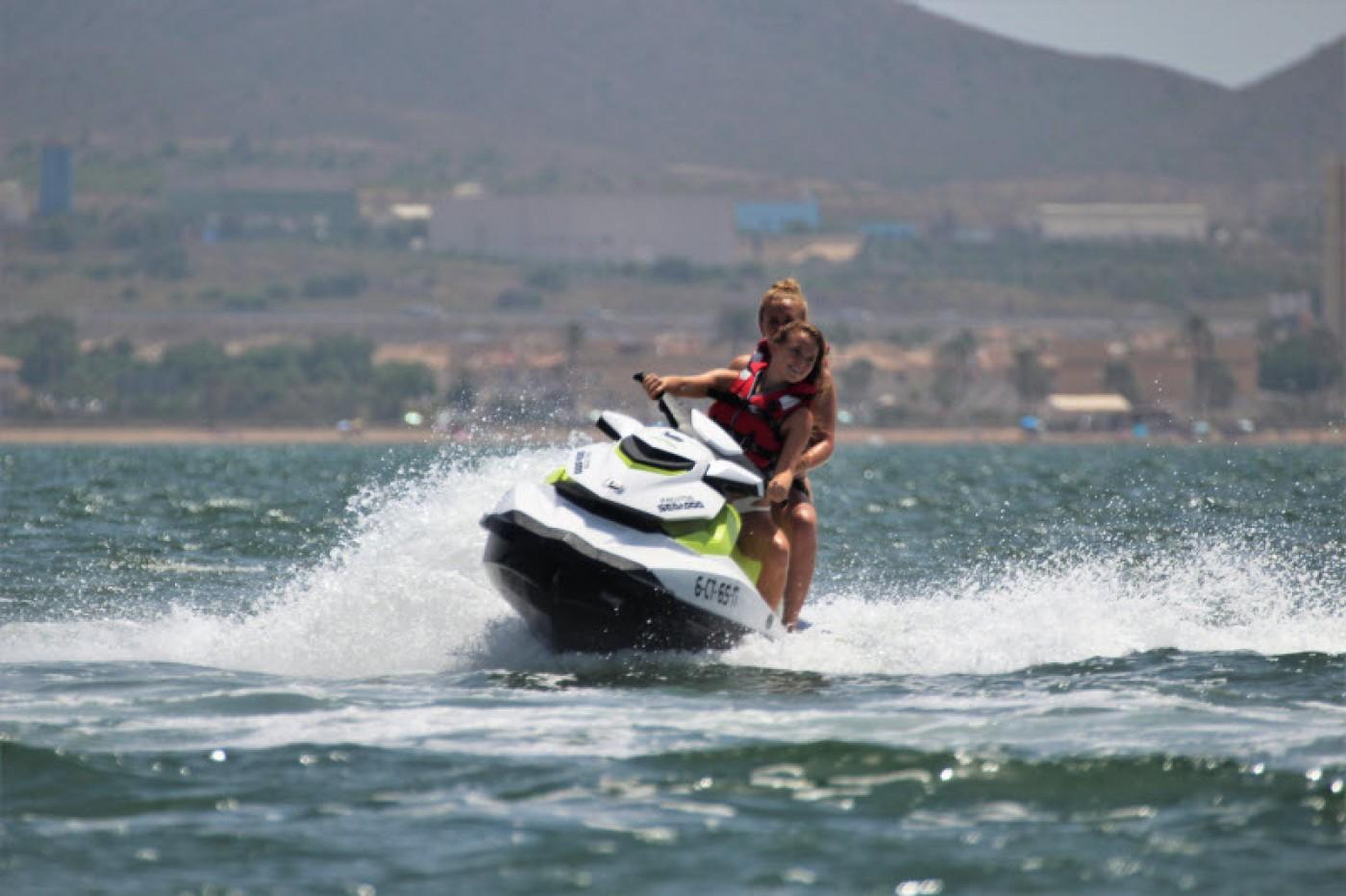 Bonds Jet Ski Rental La Manga