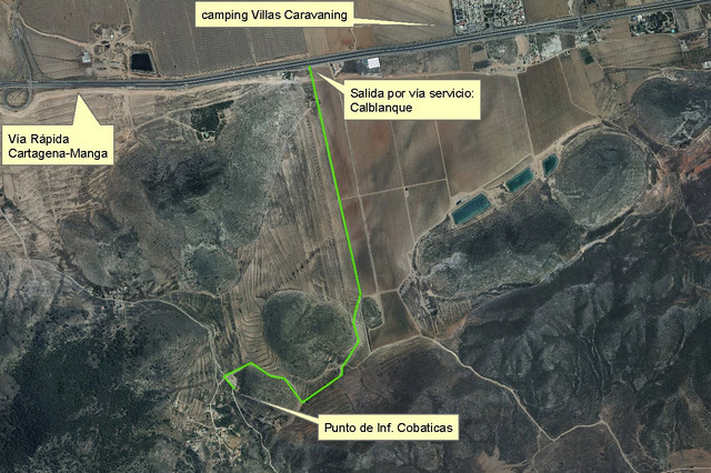 Calblanque regional park