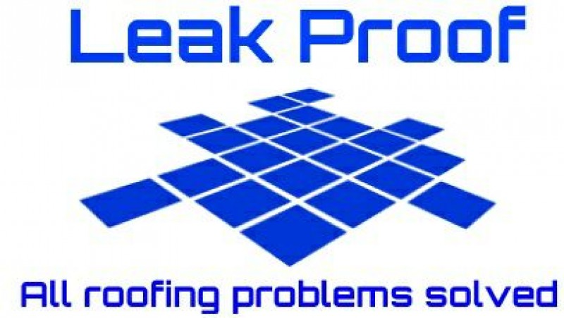 Leak Proof, for all your roofing needs