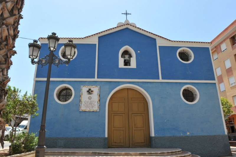 The church of San Roque in Molina de Segura