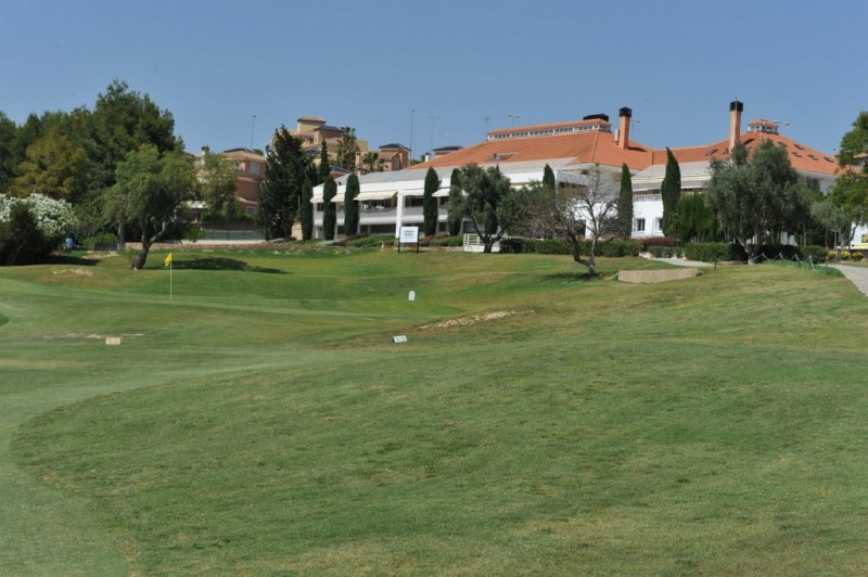 Altorreal golf course in Molina de Segura