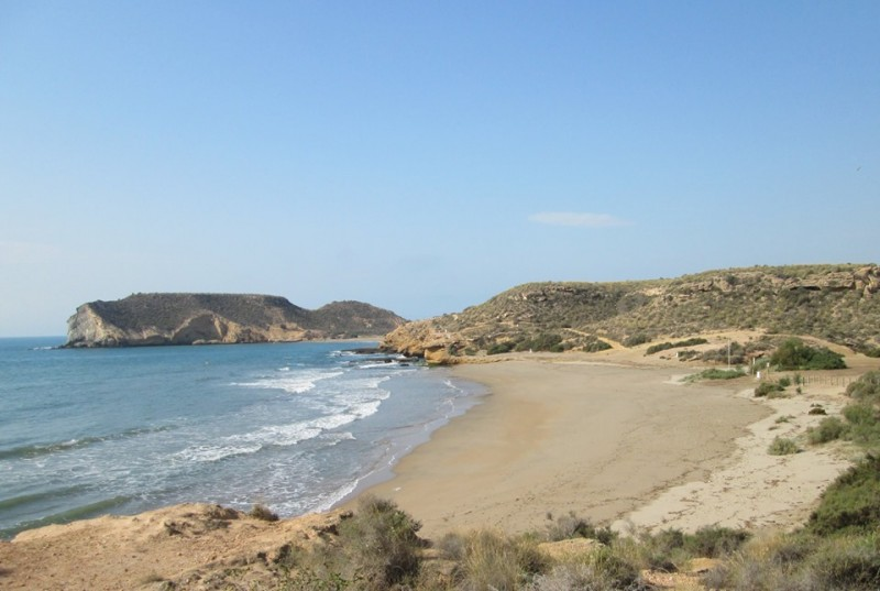 <span style='color:#780948'>ARCHIVED</span> - Sunday 29th March explore the Cuatro Calas coastline of Águilas with this FREE 4km coastal walk
