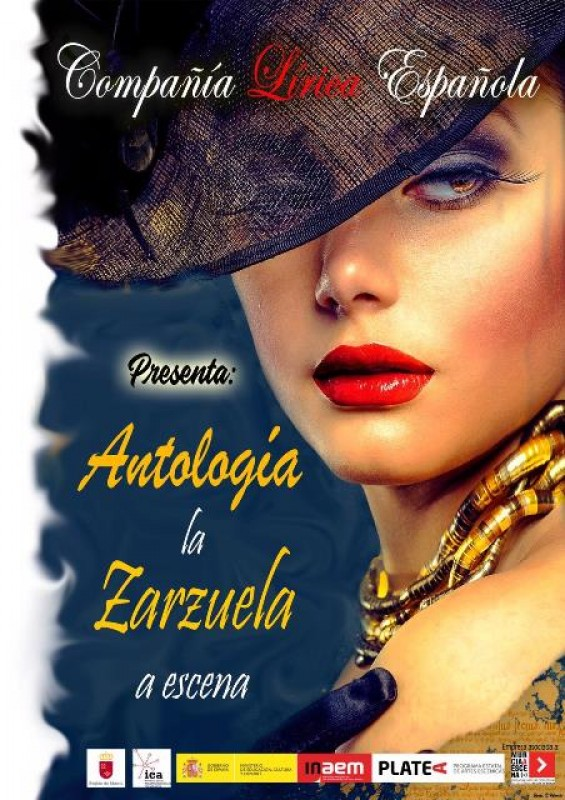 <span style='color:#780948'>ARCHIVED</span> - Saturday 25th January Águilas Anthology of Zarzuelas
