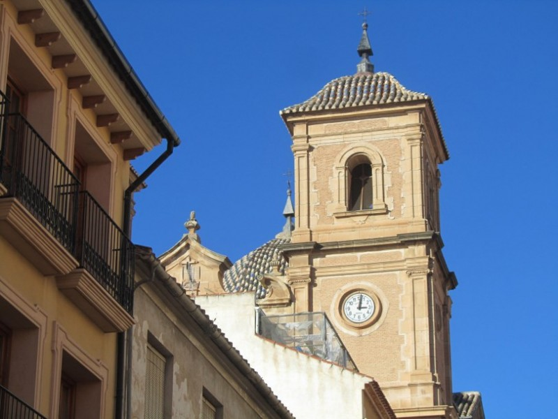 Sunday 8th March Jumilla: free guided tour of historical old quarter