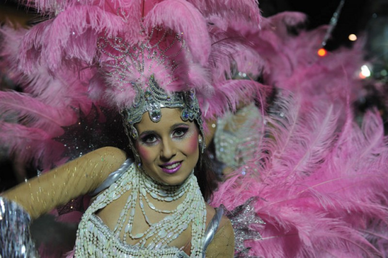 14th February to 14th March, 2020 Carnival in Águilas