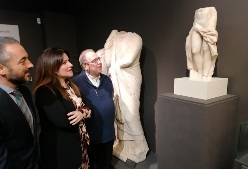 <span style='color:#780948'>ARCHIVED</span> - 2,000-year-old statue of Venus to return home to Bullas after over a century