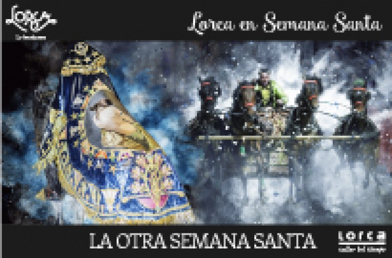 <span style='color:#780948'>ARCHIVED</span> - 4th, 6th, 7th and 8th April 2020 special Semana Santa tours in Lorca