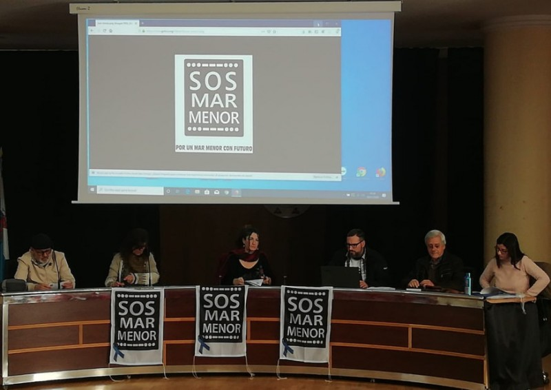 <span style='color:#780948'>ARCHIVED</span> - SOS Mar Menor proposes the creation of a Regional Park to protect the lagoon
