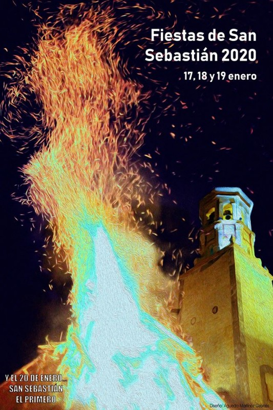 <span style='color:#780948'>ARCHIVED</span> - 17th to 19th January 2020 Fiestas of San Sebastian in Cehegín