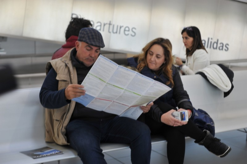 <span style='color:#780948'>ARCHIVED</span> - Corvera airport remains open until 1am tonight to process flights diverted from Alicante